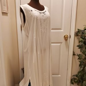 Plus Size Summer Dress, sz 3x
